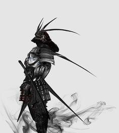 Mourning Dove #samurai