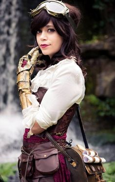 Steampunk|2 by Nightskylullaby on @deviantart