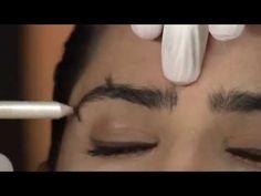 Saiba como fazer a sobrancelha em casa! - YouTube