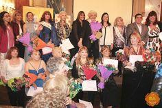 Participantes del Concurso Belleza mayor