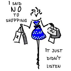 #shopping #doodle #lily by alex vagan #fun