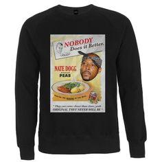 Pullover mit Print - Cooler schwarzer Pullover von JUNIQE. Der große Frontprint macht den Sweater zu einem echten Hingucker. - ab 39,00€