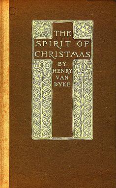 MA--Van Dyke--Spirit of Christmas, brown boards--Scribner 1911 | Flickr - Photo Sharing!
