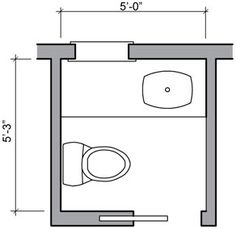 Small Bathroom Floor Plans Bathroom Floor Plans