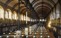 Sainte-Geneviève library, Paris