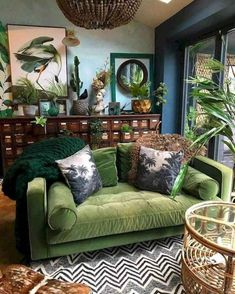 If you are looking for 73 Eclectic Living Room Decor Ideas, You come to the right place. Here are the 73 Eclectic Living Room Decor Ideas. Eclectic Living Room, Living Room Green, Boho Living Room, Interior Design Living Room, Living Room Designs, Living Room Decor, Bedroom Decor, Living Rooms, Wall Decor