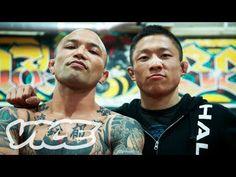 "▶ Fightland Ep.2:山本""KID""徳郁 お墨付き!堀口恭司 - Japan's Karate Kid: Kyoji Horiguchi - YouTube"