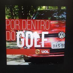 Hoje @UOLCarros te coloca por dentro da precisão alemã do #VolkswagenGolf 1.0 TSI: http://uol.com/bmkbCF #InstaCar #car #carros #coches #Volkswagen #Golf #VW #VWGolf #germancar