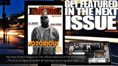 Creator of Hip Hop Empire, +VDotNam Jones, launches a new industry that transition artists from being independent to major through music, education and technology.    Advertise your music or brand in the hottest magazine in the universe. Hip Hop #Empire Magazine is the official editorial of the #SemiMajor Recording Industry. We feature legends and top independent artists as well as producers and DJs. Each issue includes the Empirious Beauties section, designed specially for the models. Visit…