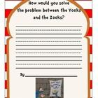 FREEBE!  Response paper to the butter battle book.  How would you solve the problem?...