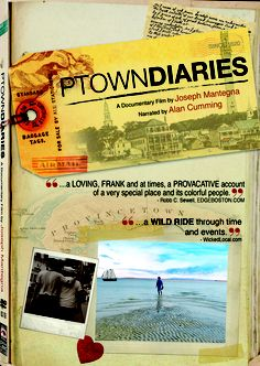 Ptown Diaries -- A fascinating, essential documentary that chronicles the amazing history of a small Massachusetts town, and its evolution from Pilgrim's Landing and the roots of modern American drama to modern-day Carnival Week and Spiritus Pizza, delving seamlessly into the town's progression as the first artist's colony in the US, from the arrival of Eugene O'Neil to the groundbreaking work of Tennessee Williams.