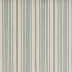 Lovely aqua stripes fabric by Baker Lifestyle. Item PF50370.725.0. Free shipping on Baker Lifestyle luxury fabric. Strictly first quality. Over 100,000 patterns. Width 52.402 inches. Swatches available.