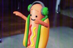 Snapchat : le filtre Hot-Dog fait le buzz !