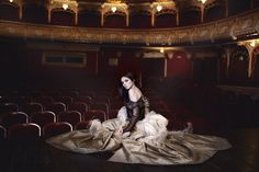 Theatre of Tragedy by Aisii.deviantart.com on @deviantART