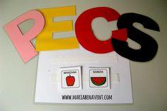 ¿Qué es el sistema PECS y cuáles son sus fases?