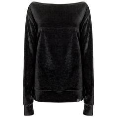 Midnight Velvet Sweater [B] from KILLSTAR