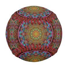 Colorful abstract kaleidoscope.
