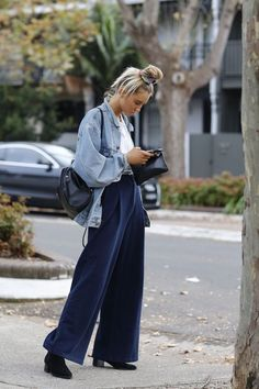 See All The Best Street Style From Fashion Week Down Under