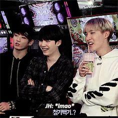 Amazing BTS smiles