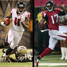 Pin to congratulate Julio Jones and Devin Hester on being named to the #ProBowl! #RiseUp