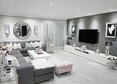 40 TV Wall Decor Ideas | Living room decorating ideas, Room ...