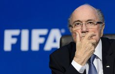 Fifa suspends Blatter, Paltini over corruption claims