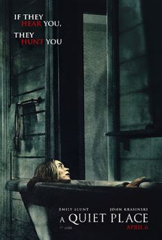 A Quiet Place - IMDb - 2018 Directed by John Krasinski. With Emily Blunt, John Krasinski, Noah Jupe, Millicent Simmonds. 2018 Movies, Hd Movies, Movies To Watch, Movies Online, Movie Tv, Movies Free, Suspense Movies, Movie Plot, John Krasinski