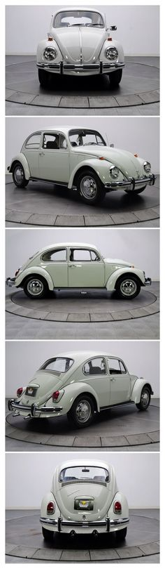 VolksWagen... my first... exactly like this!