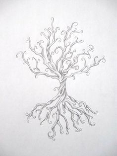 tree of life tattoo | Tree Tattoo by ~DanielleHope on deviantART by pamela