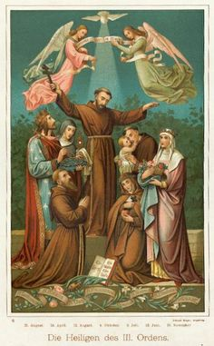 Patrons of the Third Order of Saint Francis
