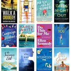 Momtrends Book Club: Summer Picks. Are you looking for summer book club recommendations? We shared a slew of our favorite summer-ready books for your ready enjoyment!