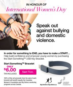 International Women's Day with Avon