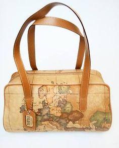 handbags-borsa-bauletto-1a-Classe-ALVIERO-MARTINI-classic-fantasy-9000-brown