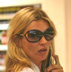 0ade84f6651 kate moss hair tutorial - Google Search Tom Ford Jennifer Sunglasses