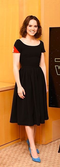 Daisy Ridley - This girl is an incredible role model.