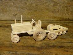 Juguetes de madera hechos a mano juguetes de por OutOnALimbADK