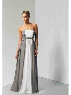 White Wedding Bridesmaid Dresses