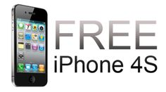 Win iPhone 4S Free Offer relaunched: Time sensitive