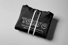 COLOURS & CITIES / Tokyo Series / Hoodie