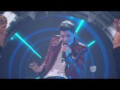 "Erick Brian Colon Sings ""Hable de Ti"" by Yandel | La Banda Live Shows 2015 - YouTube"