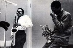 Albert Ayler & Don Cherry
