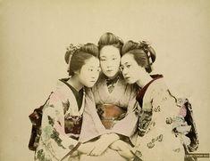 明治時代の写真家、 玉村康三郎がアメリカの出版社の依頼で撮影した写真