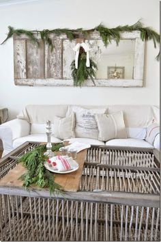 Take our Farmhouse Christmas tour...welcome to our home and Merry Christmas! See how we decorate for the Holidays in a vintage, country, farmhouse style.