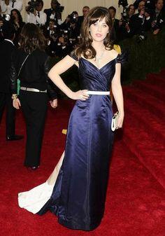 Zooey Deschanel | Style at the Met Gala