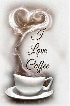 Happy coffee, i love coffee, my coffee, morning coffee, coffee beans. Happy Coffee, Coffee Is Life, I Love Coffee, My Coffee, Coffee Shop, Coffee Cups, Coffee Lovers, Coffee Wine, Coffee Art