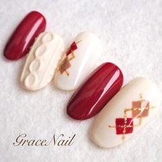 winter nail art winter nails - http://amzn.to/2iZnRSz