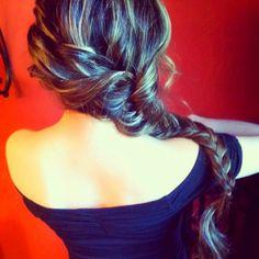 beautifully braided