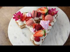 КАК ПРИГОТОВИТЬ ТАРТ С КРЕМОМ / HOW TO MAKE A CREAM TART TUTORIAL (english subtitles) - YouTube