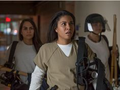 The prisoners strike back in the new 'Orange Is the New Black' trailer