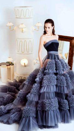 Couture Fashion, Runway Fashion, Fashion Show, Fall Fashion, Color Fashion, Vogue Fashion, Street Fashion, Fashion Art, Fashion Trends